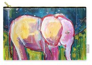 Emily's Elephant 1 Carry-all Pouch