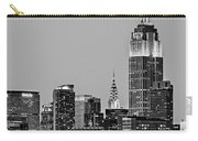 Empire State Bw Carry-all Pouch