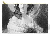 Empress Eugenie Of France Carry-all Pouch