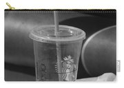 Empty Starbucks Carry-all Pouch