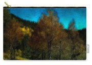 Enchanted Evening In The Forest Carry-all Pouch