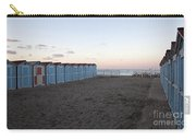 End Of Day - Mondello Beach Carry-all Pouch