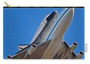 Endeavour's Last Flight Carry-all Pouch