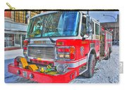 Engine 34 Readied Up Carry-all Pouch