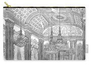 England - Royal Ball 1848 Carry-all Pouch