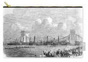 England: Boat Race, 1858 Carry-all Pouch