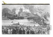 England: Boat Race, 1869 Carry-all Pouch
