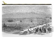 England: Brighton, 1853 Carry-all Pouch