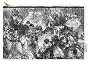 England: Christmas Party Carry-all Pouch