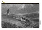 England: Coursing, 1833 Carry-all Pouch