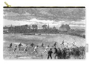 England: Foot Race, 1866 Carry-all Pouch