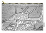 England: Hampton Court Carry-all Pouch