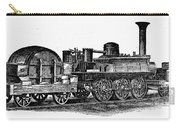 England: Locomotive, C1831 Carry-all Pouch