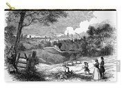 England: Manchester, 1842 Carry-all Pouch