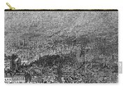 England: Manchester, 1876 Carry-all Pouch by Granger