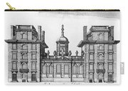 England: St. Pauls School Carry-all Pouch