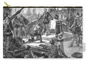 England: Victory, 1588 Carry-all Pouch by Granger