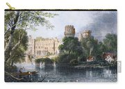England: Warwick Castle Carry-all Pouch