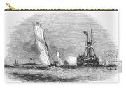 England: Yacht Race, 1843 Carry-all Pouch