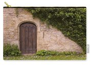 English Door And Ivy Carry-all Pouch