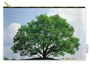 English Oak Quercus Robur In Spring Carry-all Pouch