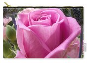 English Pink Rose Close Up Carry-all Pouch