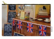 English Tearoom Carry-all Pouch