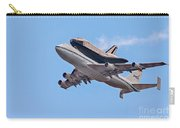 Enterprise Space Shuttle  Carry-all Pouch