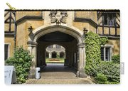 Entrance To Cecilienhof Palace Carry-all Pouch