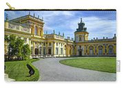 Entrance To Wilanow Palace - Warsaw Carry-all Pouch
