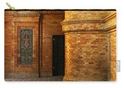 Entry To The Spanish Pavillion In Sevilla Spain Carry-all Pouch