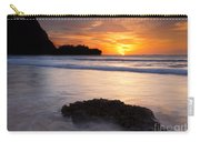 Enveloped By The Tides Carry-all Pouch by Mike  Dawson