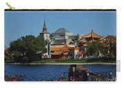 Epcot China And Norway Carry-all Pouch
