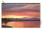 Epic August Sunset 2 Carry-all Pouch
