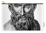 Epicurus (343?-270 B.c.) Carry-all Pouch by Granger