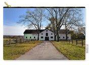 Erdenheim Farm Equestrian Stable Carry-all Pouch