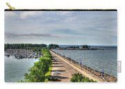 Erie Basin Marina Summer Series 0001 Carry-all Pouch