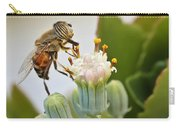 Eristalinus Taeniops Carry-all Pouch