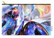 Essence Of Inspiration Abstract Carry-all Pouch