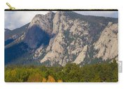 Estes Lake Autumn View  Carry-all Pouch