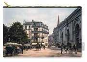Etablissement Thermal - Aix France Carry-all Pouch by International  Images