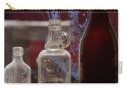 Etched Glass Carry-all Pouch