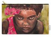 Etiopien Girl Carry-all Pouch