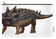 Euoplocephalus Tutus, A Prehistoric Era Carry-all Pouch