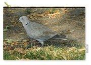 Eurasian Dove Carry-all Pouch