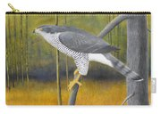 European Goshawk Carry-all Pouch