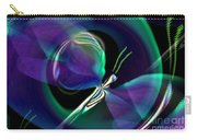 Eve Of The Dragonfly Carry-all Pouch