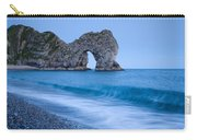 Evening At Durdle Door Carry-all Pouch