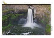Evening At Palouse Falls Carry-all Pouch
