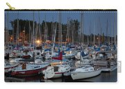 Evening At The Marina Carry-all Pouch